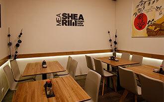 מאה שערים - מסעדת סושי כשרה בוינה