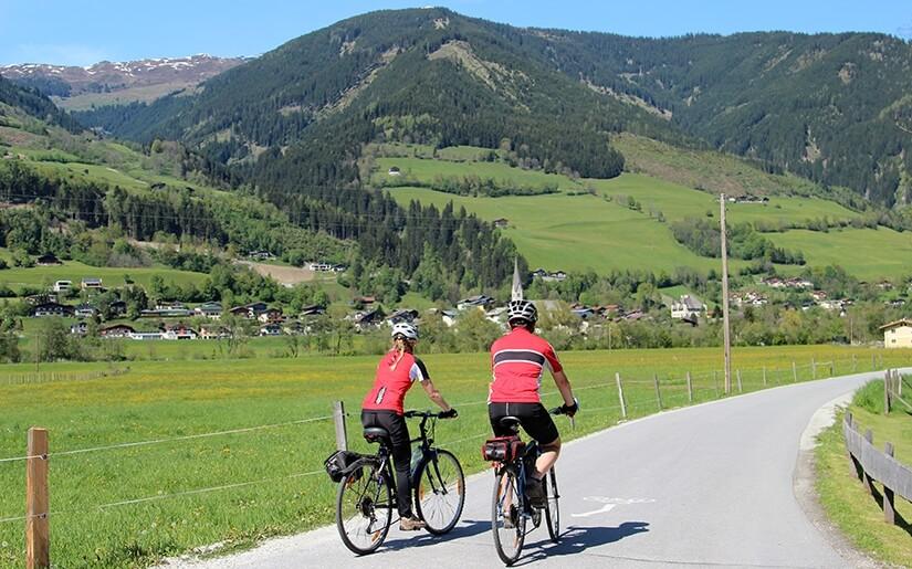 טיול אופנים באוסטריה