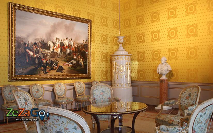 הדירות הקיסריות במתחם ארמון הופבורג