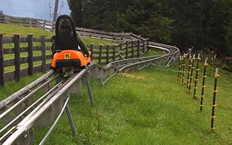 מגלשת הרים - Vienna Roller Coaster