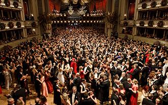 חוויה באולמות הנשפים של וינה - בואו והצטרפו לריקוד ואלס