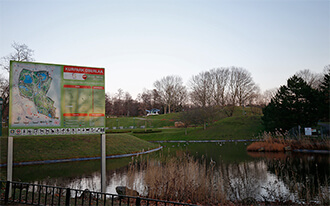 קורפארק אוברלה - Kurpark Oberlaa