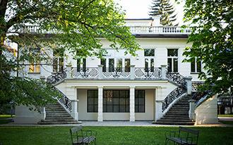הוילה של קלימט - klimt villa