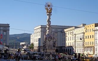 נקודות חן באוסטריה עילית