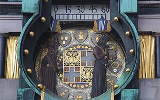 שעון אנקר - Ankeruhr