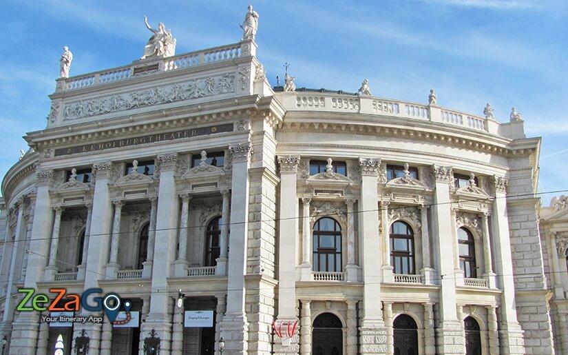 בורגתיאטר - התיאטרון הלאומי של אוסטריה