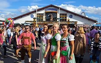 אוקטובר פסט וינה - Oktoberfest