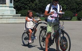 מסלולים עם ילדים