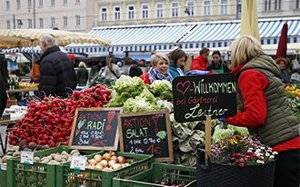 שוק האיכרים של כרמליטה מרקט - Karmeliter Farmers Market