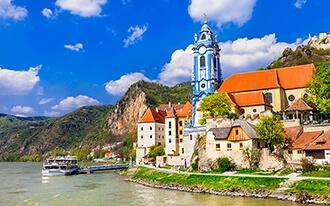 עיירות באוסטריה תחתית  - Towns in Lower Austria