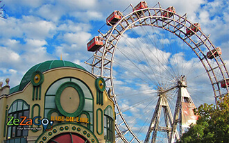 פארק השעשועים של וינה - Prater Amusement Park
