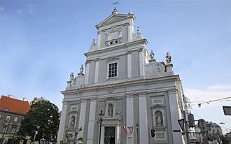 כנסיית יוסף הקדוש - Sankt Josef Karmeliterkirche