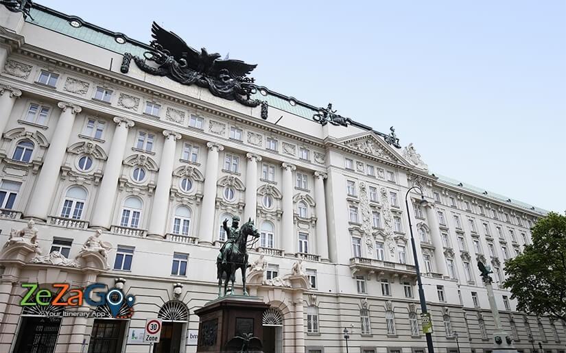 בנייני הממשלה - Regierungsgebäude