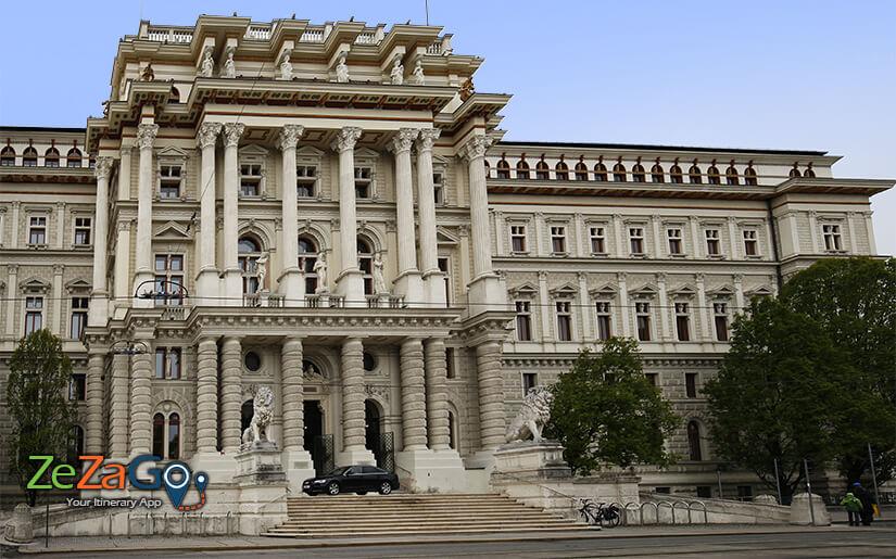 חזית בניין בית המשפט העליון