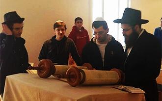 בית חבד וינה - Chabad Vienna