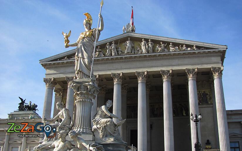 בית הפרלמנט של הרפוליקה האוסטרית