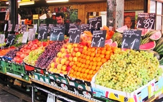 השווקים האותנטים של וינה