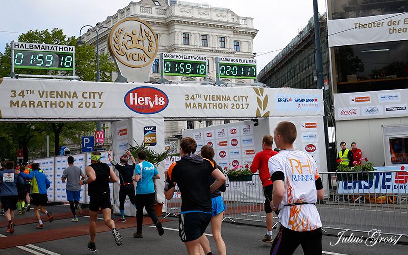 המרתון של וינה - Vienna City Marathon