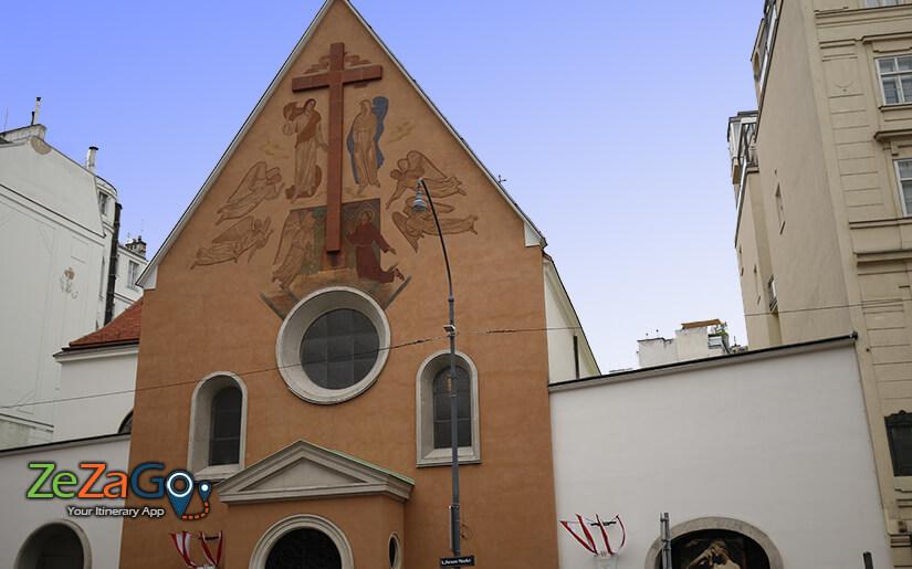 כנסיית הקפוצ'ין (Capuchin Church)