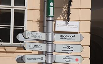 מרובע המוזיאונים לרחוב מריה הילפר שטראסה
