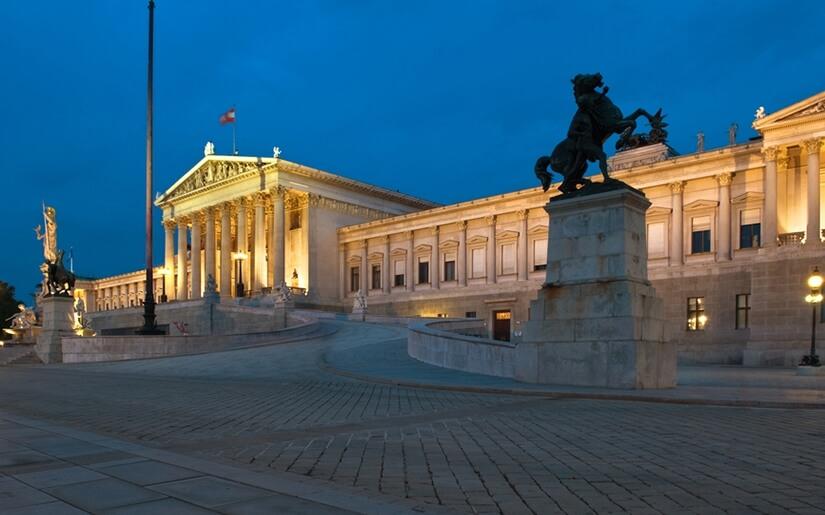 בניין הפרלמנט האוסטרי