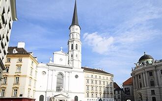 כנסיית סנט מייקל - Nichaelerkirche Wien
