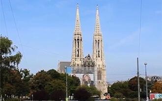 כנסיית ההודיה - Votivkirche