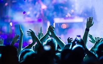 הופעות בוינה - מיטב הלהקות והזמרים