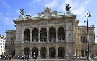 בית האופרה - Vienna State Opera
