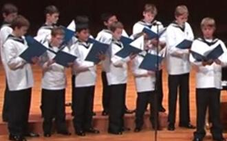 מקהלת הילדים של וינה - The Choirboys vienna