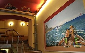 ציורי הקיר של רמי מאירי בוינה