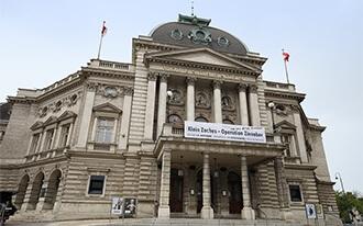 תיאטרון פולקס - Volkstheater