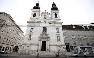 כנסיית אלסטר הפרברית - Kirche Alservorstadt