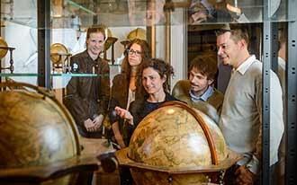 מוזיאון הגלובוסים - Globenmuseum