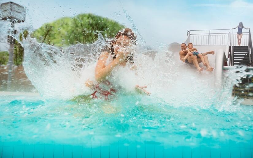 פעילויות מים לילדים (Copyrights entnehmen Sie bitte dem jeweiligen Fotobereich)