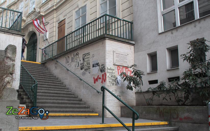 המדרגות של הרצל בוינה