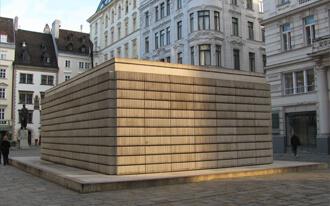 כיכר היהודים - Judenplatz