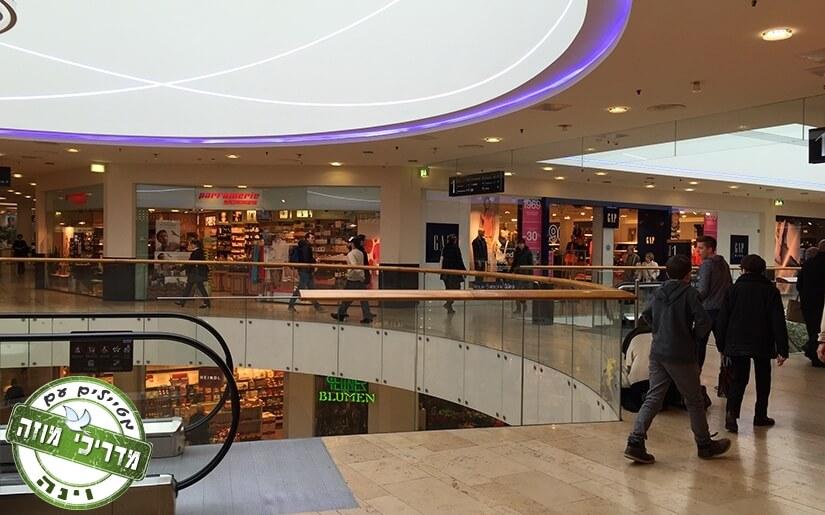מרכז קניות בוינה