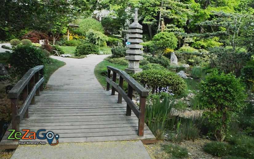 קסם הגן היפני