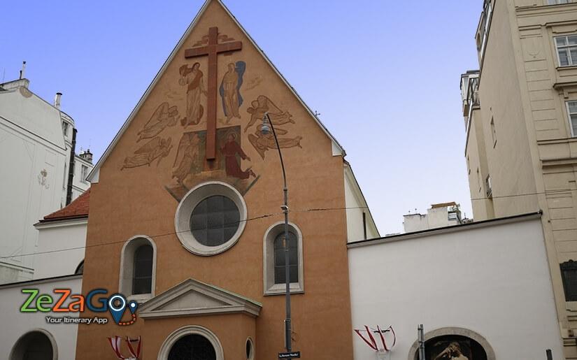 הקריפטה הקיסרית בכנסיית הקפוצ'ינים