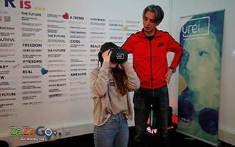 משחקי מציאות מדומה - VREI Vienna