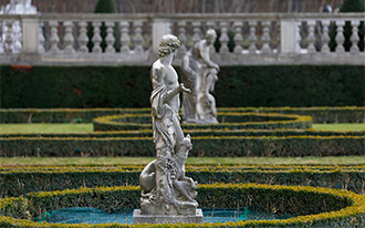 פארק שנברון - Schönbrunn Gardens