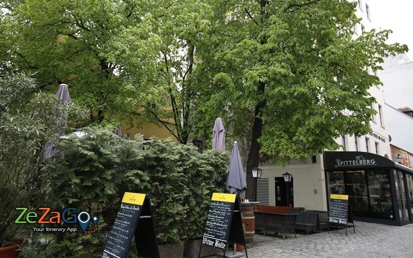 שכונת שפיטלברג: אזור קסום וציורי