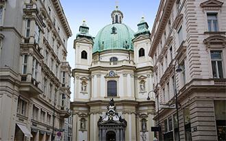 כנסיית פטר הקדוש - Katholische Kirche St. Peter