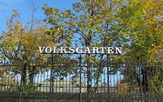 פולקס גארדן - Volksgarten