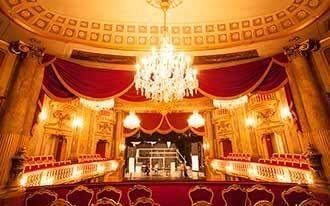תיאטרון שנברון - Schlosstheater Schönbrunn