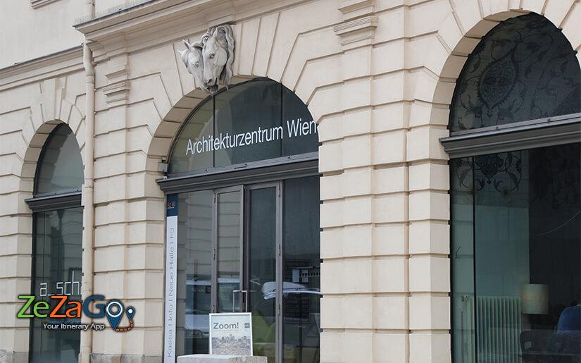 מוזיאון הארכיטקטורה של וינה - Architekturzentrum Wien