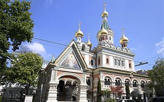 הקתדרלה הרוסית של ניקולס - Russisch Nikolaus