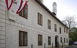 הבית של בטהובן בגרינציג - beethoven wohnung heiligenstadt