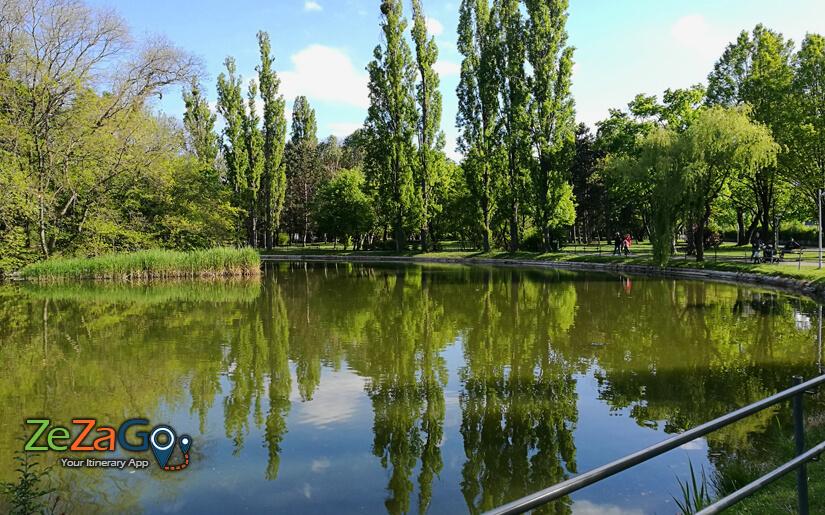 אגם המים של פראטר-פארק